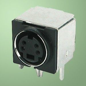 DIN-401 TV S terminal  DIN-401 TV S terminal  - S Jack manufactured in China