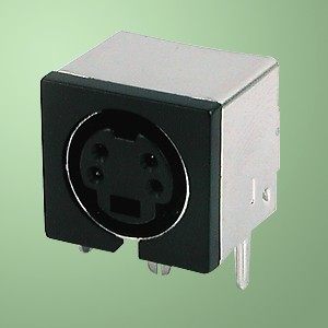 DIN-402 TV S terminal  DIN-402 TV S terminal  - S Jack manufactured in China