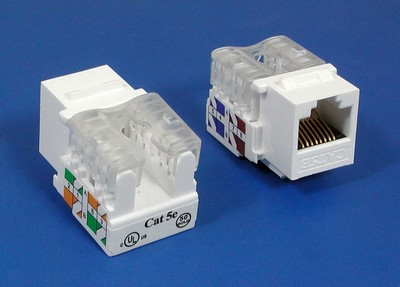 TM-8015 Cat.5E Cable Data key TM-8015 Cable Cat.5E Data keystone jack - Cat.6/Cat.5E RJ45 Network Keystone Jacks China manufacturer