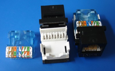 TM-8019 Cat.5E RJ45 Connector TM-8019 Cat.5E RJ45 Connector Data keystone jack - Cat.6/Cat.5E RJ45 Network Keystone Jacks made in china