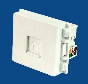 China manufacturer  U46 Network Jack Function accessories  company