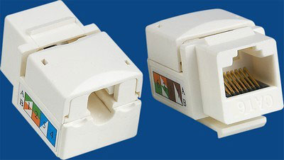 made in china  TM-8009 Cat.6 Network Data keystone jack  company