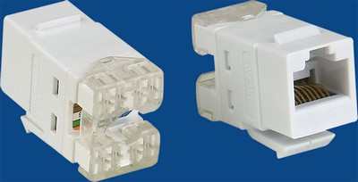 TM-8012 Cat.6 UTP Network Dat TM-8012 Cat.6 UTP Network Data keystone jack - Cat.6/Cat.5E RJ45 Network Keystone Jacks manufactured in China